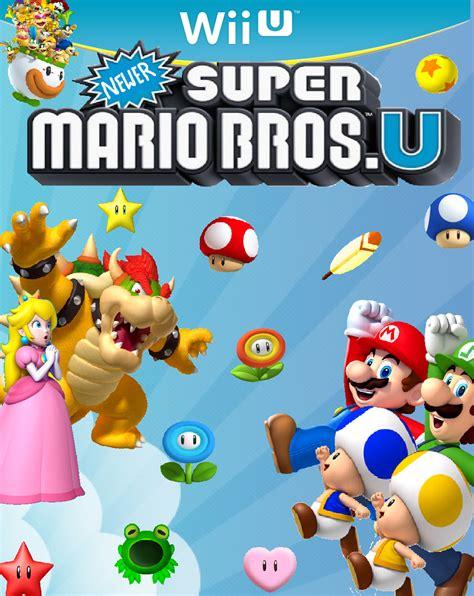 Newer Super Mario Bros U Fantendo The Video Game Fanon Wiki