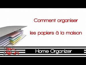 Document A Conserver : comment ranger ses papiers youtube ~ Gottalentnigeria.com Avis de Voitures