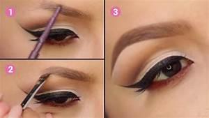 Apprendre A Se Maquiller Les Yeux : comment dessiner ses sourcils cette m thode va tout changer dans votre fa on de vous maquiller ~ Nature-et-papiers.com Idées de Décoration