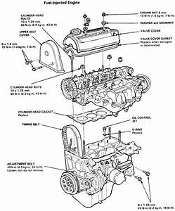 Need Removal  Installation Instructions For 1986 Honda