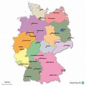 Schönsten Städte Deutschland : deutschland karte gro e st dte my blog ~ Frokenaadalensverden.com Haus und Dekorationen
