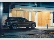 BMW Concept X7 iPerformance previews rangetopping SUV