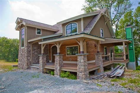 Barn House Designs Plans by Barn Owl Rustic House Plans Log Home Designs