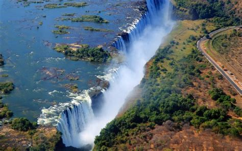 World Most Spectacular Waterfalls