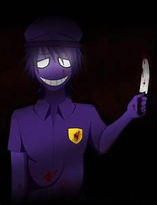 Purple Guy -Fnaf- by XxAkaneUchihaxX on DeviantArt