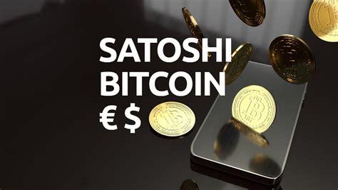 Bitcoin es la primera moneda electrónica usada para pagar por productos o servicios. Qué es un satoshi? ¿Cuántos son un bitcoin? Calculadora euro-dólar