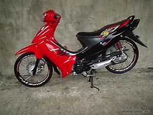 Modifikasi Motor Suzuki Shogun 125