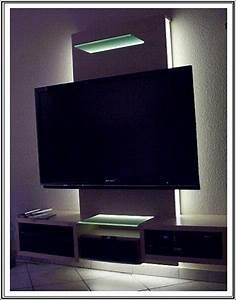 Fernseher Aufhängen Höhe : fernseher abstand zur wand m bel design idee f r sie ~ Markanthonyermac.com Haus und Dekorationen