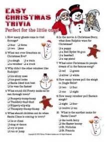 25+ Best Christmas Trivia Questions Ideas On Pinterest