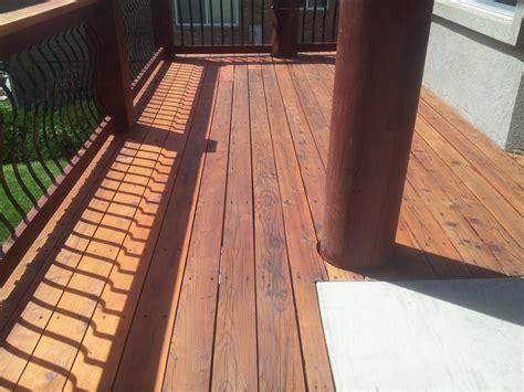 park city wood  deck stylists