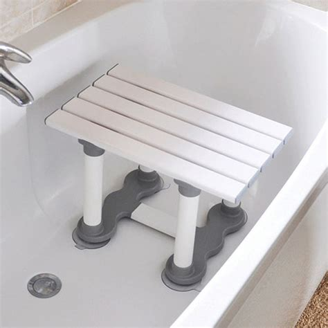 chaise pour baignoire slatted bath seat bath seats complete care shop