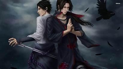 Itachi Sasuke Wallpapers Uchiha