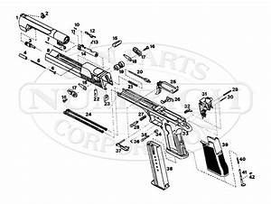 Desert Eagle Parts And Schematic