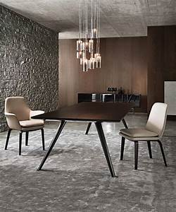 EVANS - Dining tables from Minotti Architonic