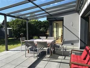 easy terrassendach ihr neues terrassendach aus aluminium With markise balkon mit 3d tapete modern