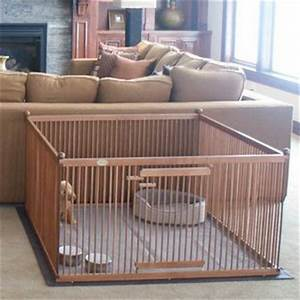 wooden dog play pen for small dogs dogids With wooden indoor dog pen