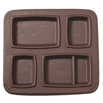 cook s brand 630 105b buy cook s brown 5 compartment gator trays