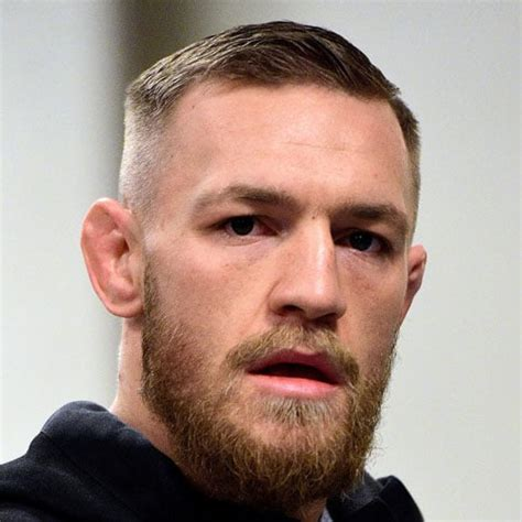 conor mcgregor haircuts hairstyles  update