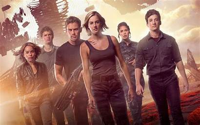 Divergent Allegiant Movie Wallpapers Divergente Desktop Laptop