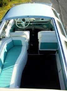 Volkswagen Camper Van Interior