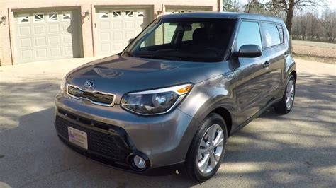 Silver Kia Soul by West Tn 2016 Kia Soul Plus Titanium Silver For Sale Info