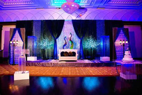 Peacock Theme Indian Wedding Ideas Party Cruisers India