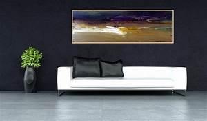 Tableau Salon Design : tableau moderne contemporain ~ Teatrodelosmanantiales.com Idées de Décoration