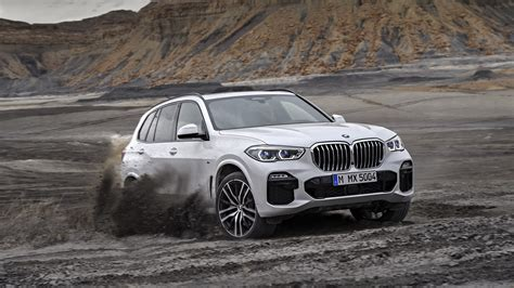 Is The Bmw X5 Really Suitable For Towing Or Going Off-road