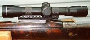 1908 Brazilian Mauser W  Ler Scope Mount