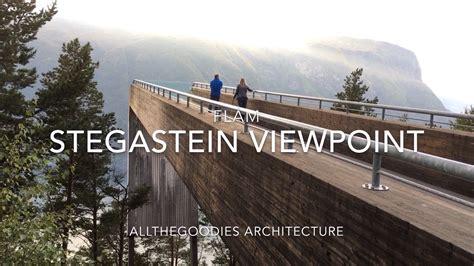 Allthegoodies Architecture Stegastein Viewpoint, Flåm