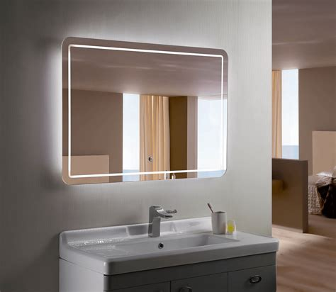 Back Lit Bathroom Mirrors by Best Led Bathroom Mirrors Ideas You Must Consider