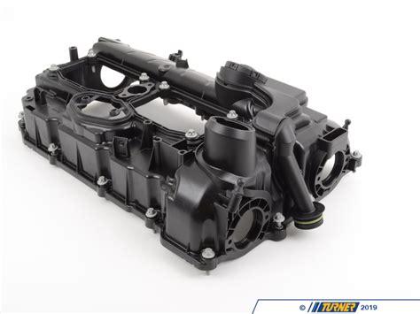 genuine bmw valve cover  pcv valve   turner motorsport