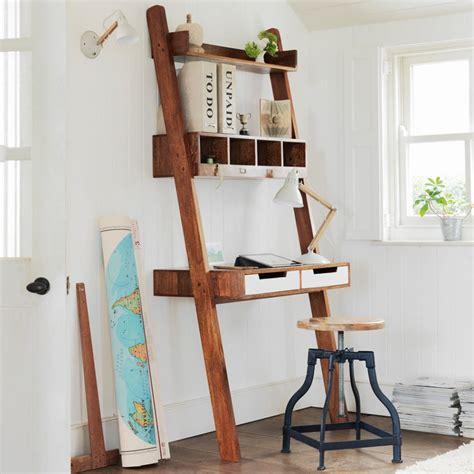 ladder desk with drawer ladder desk ikea simple solution for workstation as well