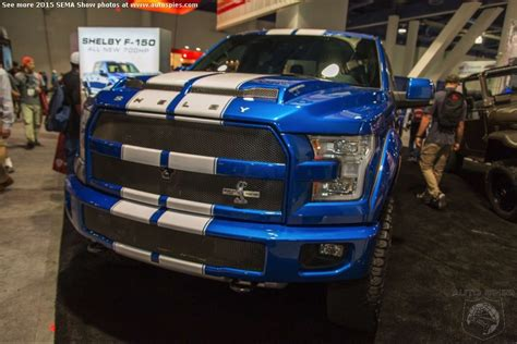 Ford Shelby Truck 2018   2017, 2018, 2019 Ford Price