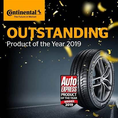Continental Express Awards Poster Tyres Asda Exceptional