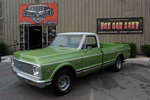 1972 Chevy C10 Long Bed Truck W   Amazing Updated 350 Motor