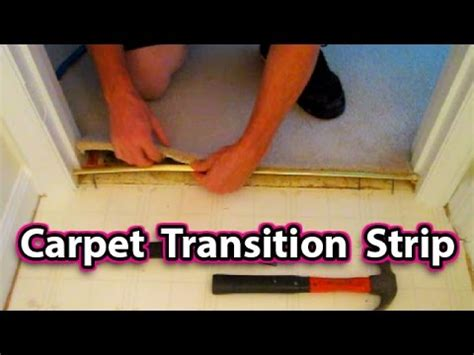 carpet doorway strips door strips carpet to vinyl