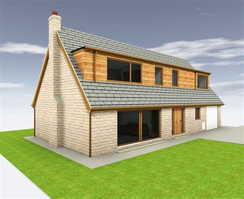 Dormer Extension Plans by The 25 Best Bungalow Extensions Ideas On