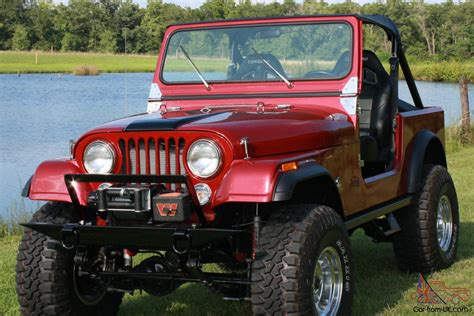 jeep cj diesel frame  restoration