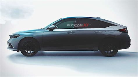 The 2022 honda civic hatchback features the same two engines as the sedan. 2022 Honda Civic Hatchback Renderings Reveal Few Surprises