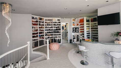 take a peek at the world s largest closet lifestyle