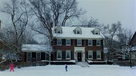 planes trains automobiles house   snow hooked