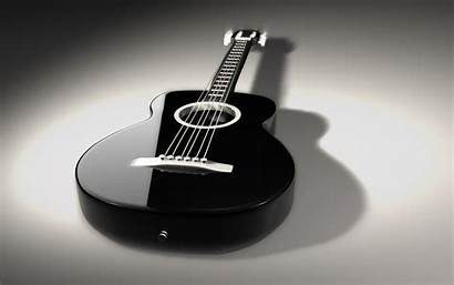 Guitar Acoustic Wallpapers Guitars Violao Para Yamaha
