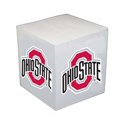 M2 Note Ohio State Buckeyes ohio state buckeyes sticky note memo cube 550 sheets