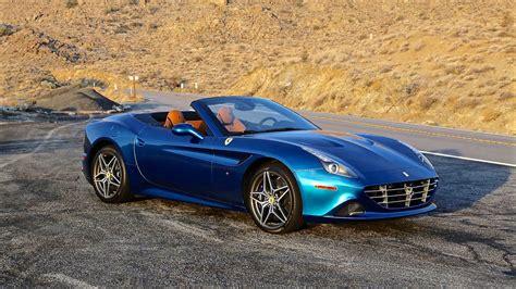 Nero daytona metallic, cuoio toscana, 6.3l v12 gas (651hp), automatic, awd. 2015 Ferrari California T joy ride (Page 2)