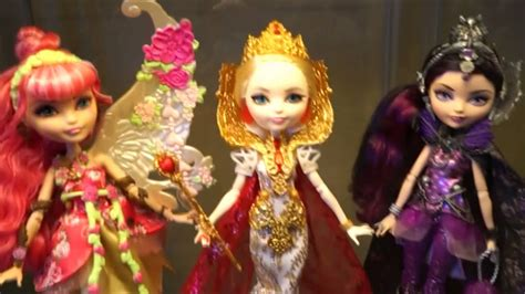 Ever After High Collection 2016 - YouTube