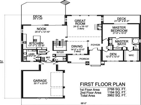 open floor house plans two 3 brownstone floor plans 2 open floor house