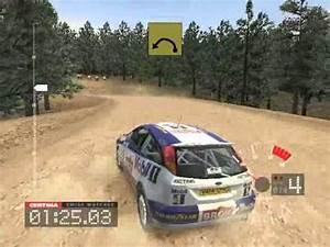 Colin Mcrae Rally 3 : colin mcrae rally 3 usa ss1 ford focus rs wrc 01 youtube ~ Maxctalentgroup.com Avis de Voitures