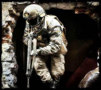 Commando Asker