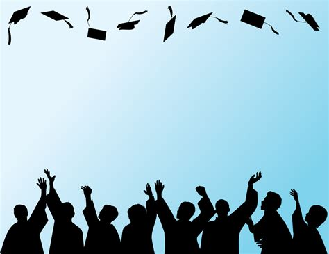 Graduate Background Background Poster Pics Background Of Graduation